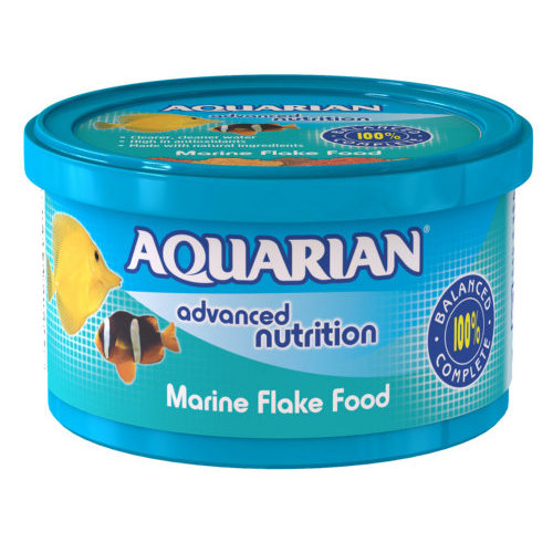 Aquarian Marine Tropical Fish Food 25g
