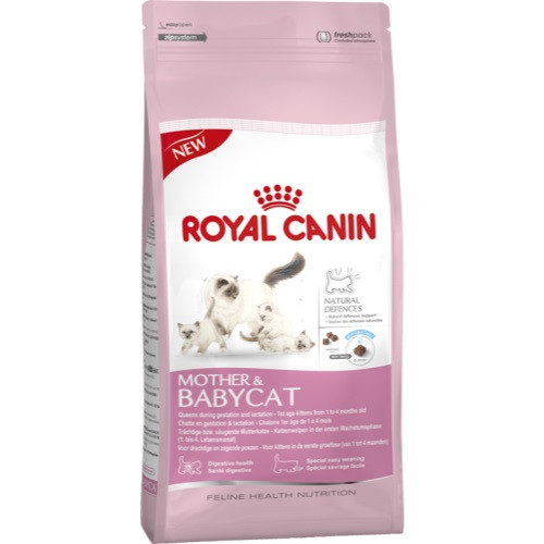 Royal Canin Health Nutrition Mother & Babycat Cat Food