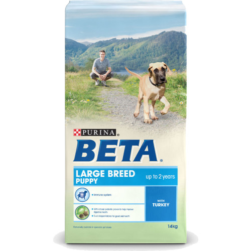 Beta Large Puppy Dog Food