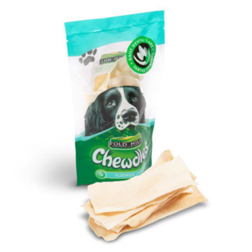 Fold Hill Chewdles Chips Dog Treats