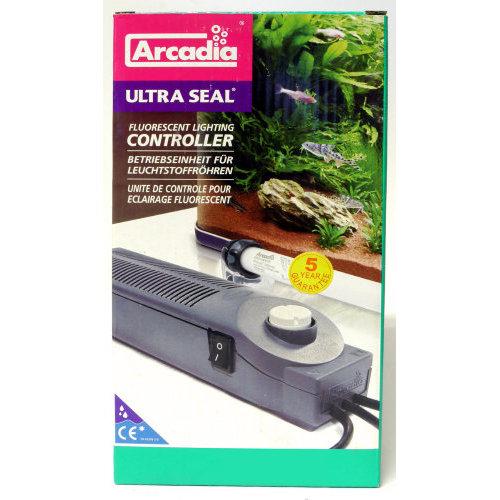 """Arcadia Fluorescent """"Ultraseal"""" Controller Aquarium Light 36-38w 42-48"""""""