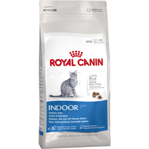 Royal Canin Health Nutrition Indoor 27 Cat Food