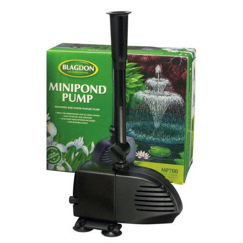 Interpet Blagdon Minipond Pond Pump 700