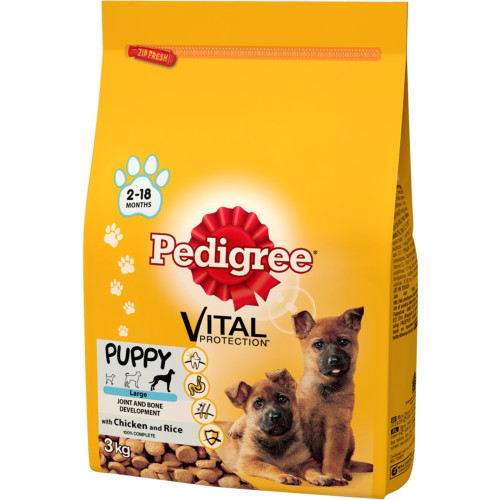 Pedigree Vital Protection Large Breed Puppy Food