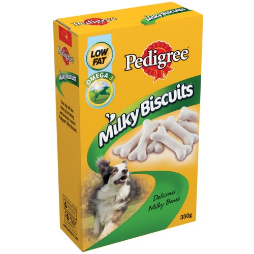 Pedigree Milky Biscuits Adult Dog Treat