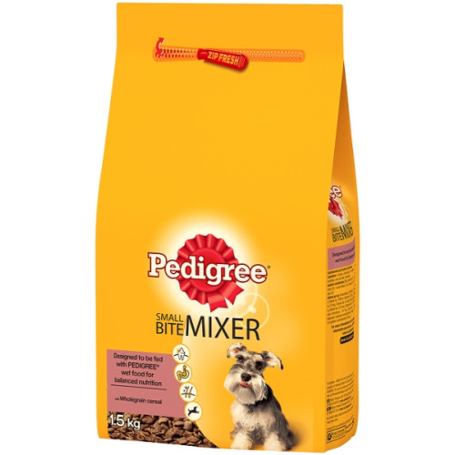Pedigree Small Bite Mixer Adult Dog Food
