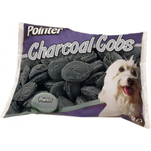 Pointer Charcoal Cobs Dog Biscuits