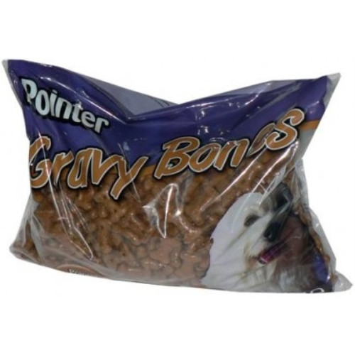 Pointer Gravy Bones Dog Biscuits