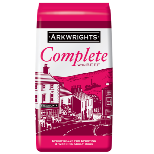 Arkwrights Beef Dog Food 15kg