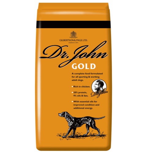 Dr John Gold Medal Chicken Dog Food
