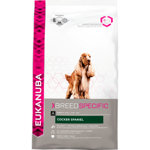 Eukanuba Cocker Spaniel Adult Dog Food