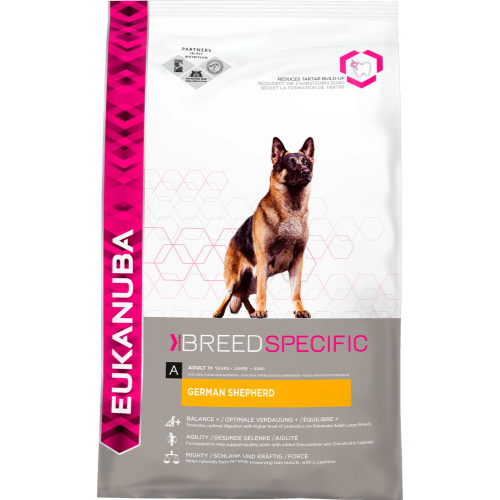 Eukanuba German Shepherd Adult Dog Food