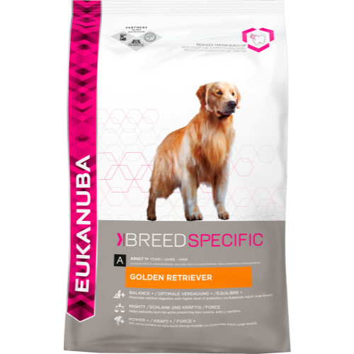 Eukanuba Golden Retriever Adult Dog Food