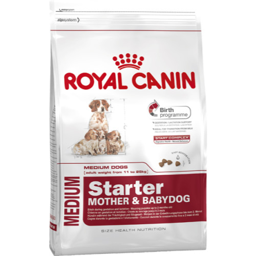 Royal Canin Medium Starter Mother & Babydog Dog Food