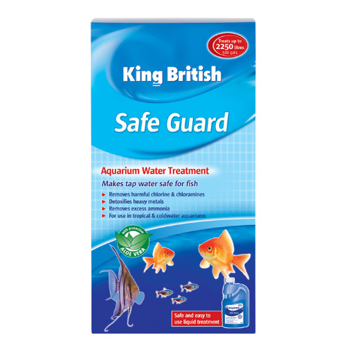 King British De Clorinator Aquarium