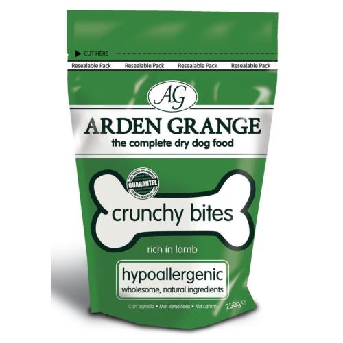 Arden Grange Crunchy Bites Dog Treats 5kg - Lamb