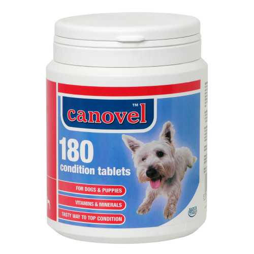 Hatchwells Condition Vitamin Mineral Tabs For Puppies & Dogs