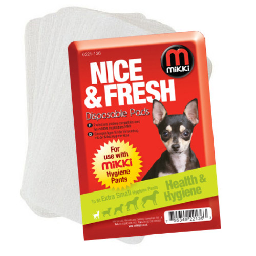 Mikki Dog Hygiene Disposable Pads