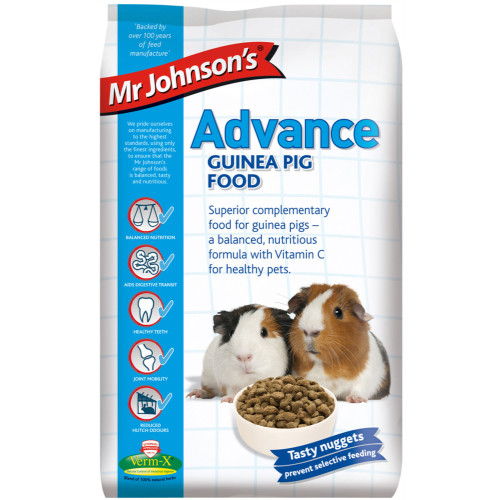 Mr Johnsons Advance Guinea Pig Food