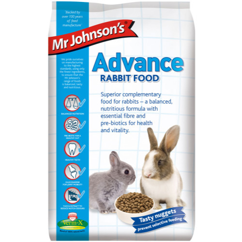 Mr Johnsons Everyday Advance Rabbit Mix