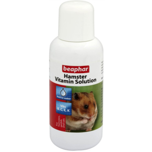 Beaphar Hamster Vitamin Solution