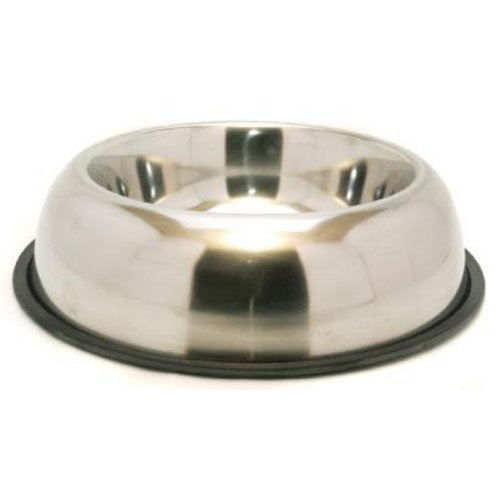 Rosewood Non-Slip Stainless Steel Bowl