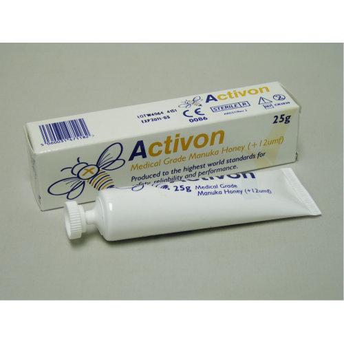 Activon Tube Medical Grade Manuka Honey 25g