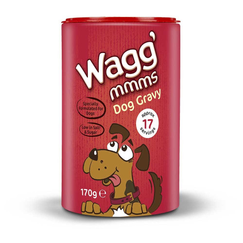 Dry Dog Food That Makes Gravy
