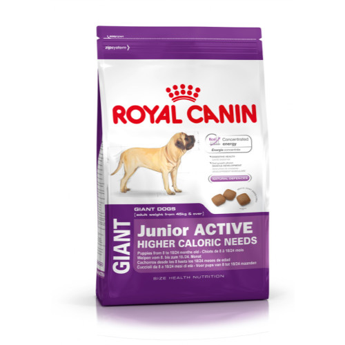Royal Canin Giant Junior Active Dog Food