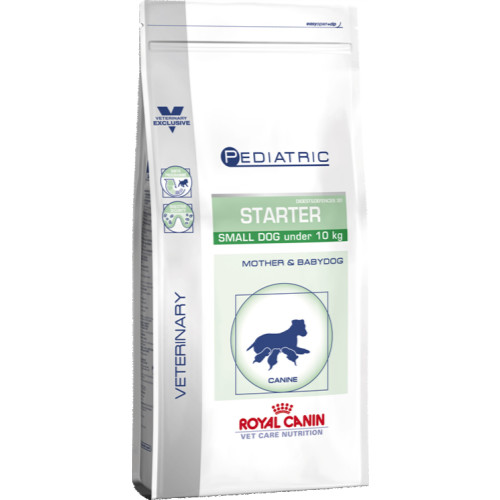 Royal Canin VCN Pediatric Starter Small Dog Food 1.5kg