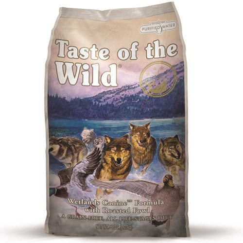 Taste Of The Wild Wetlands Roasted Fowl Adult Dog Food