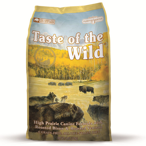 Taste Of The Wild Prairie Roasted Venison & Bison