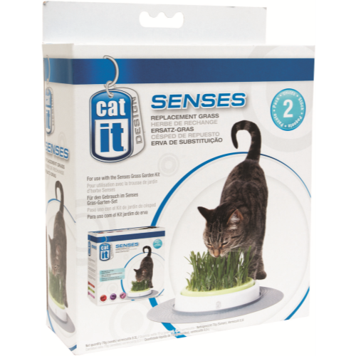 Catit Design Senses Grass Garden Refill
