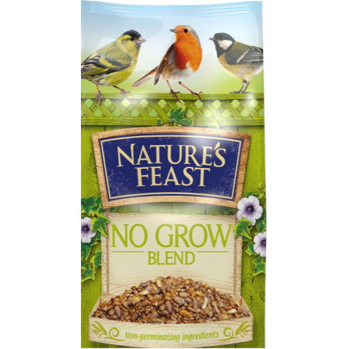 Natures Feast No Grow Wild Bird Food