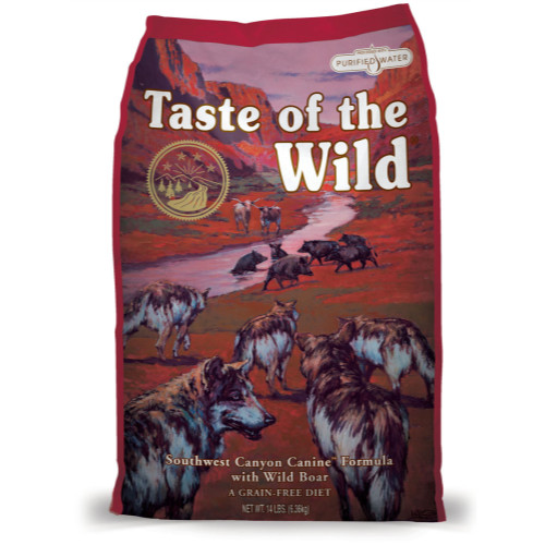 Taste Of The Wild Southwest Canyon Wild Boar Dog Food