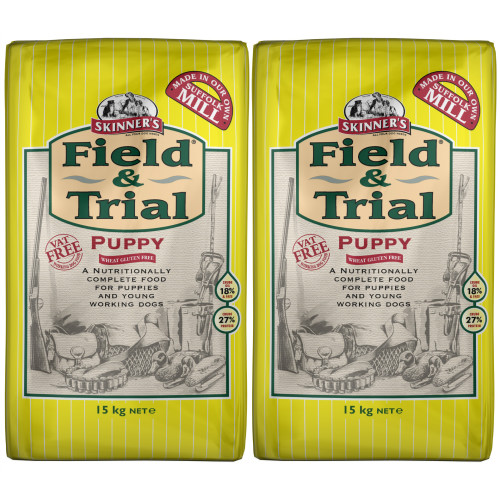 Skinners Field & Trial Chicken Puppy Food