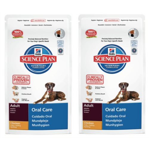 Hills Science Plan Canine Adult Oral Care Chicken
