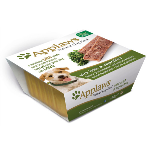 Applaws Pate Lamb With Vegetables Adult Dog Food