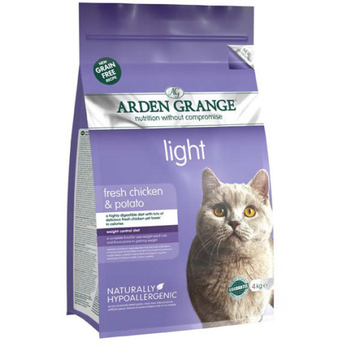 Arden Grange Light Chicken & Potato Adult Cat Food