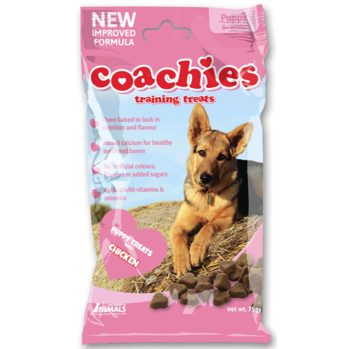 Coachies Dog Training Treats 75g - Puppy