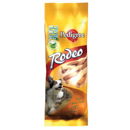 Pedigree Rodeo Chew Adult Dog Treat