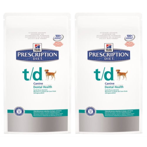 Hills Prescription Diet Canine TD