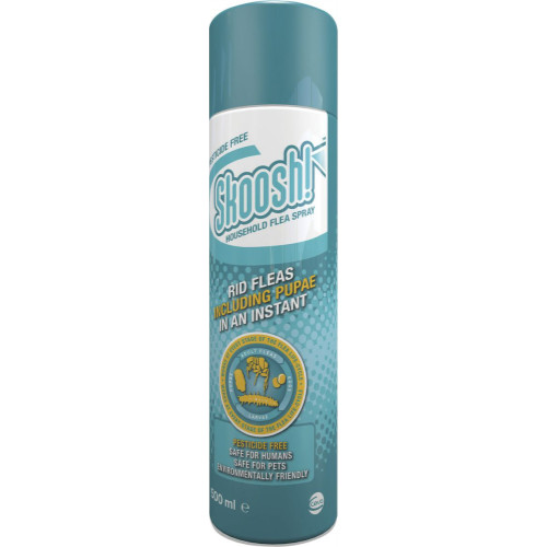Skoosh Household Flea Spray 500ml