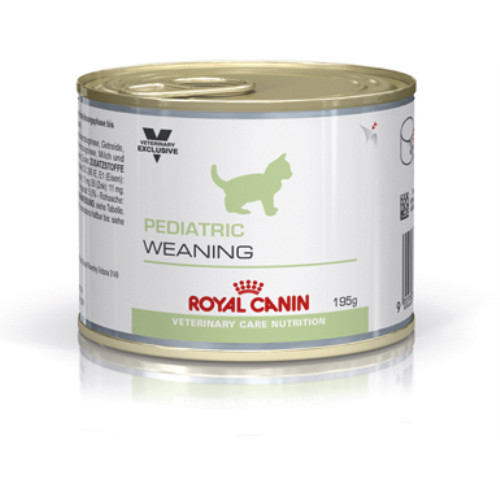 Royal Canin VCN Pediatric Weaning Cans Kitten Food