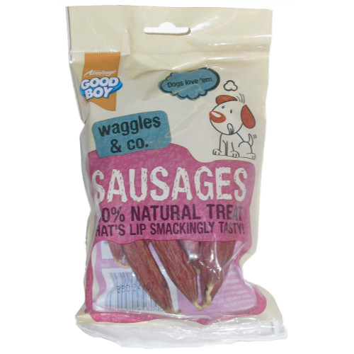 Good Boy Pawsley & Co Sausages
