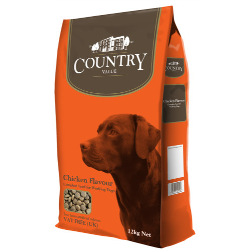 Burgess Country Value Chicken Working Adult Dog Food