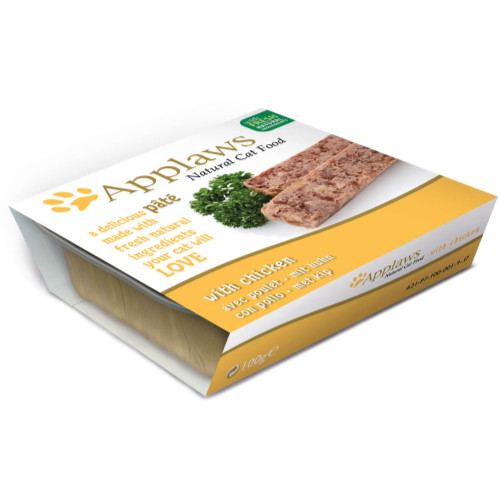 Applaws Pate Adult Cat Food