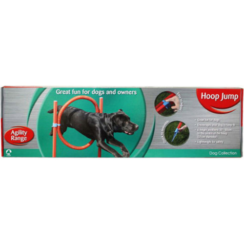 Rosewood Agility Hoop Jump for Dogs