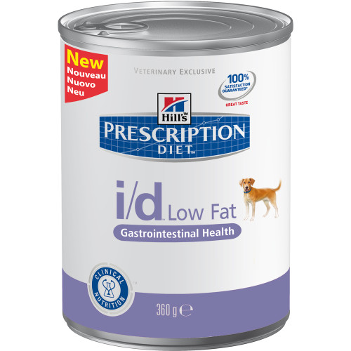 Hills Prescription Diet Canine ID Low Fat Canned