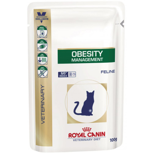 Royal Canin Veterinary Diets Obesity Management Cat Food
